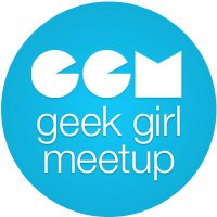 Logga: Geek girl meetup